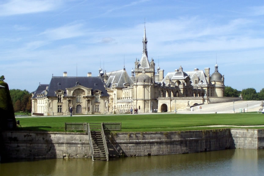 7 castles palaces near paris 1001 scribbles
