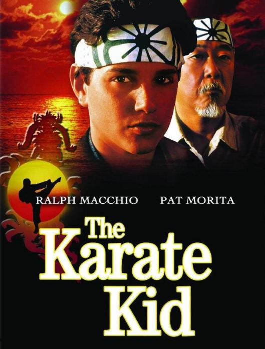 karate kid halloween fight 1984 - The Karate Kid Halloween Fight