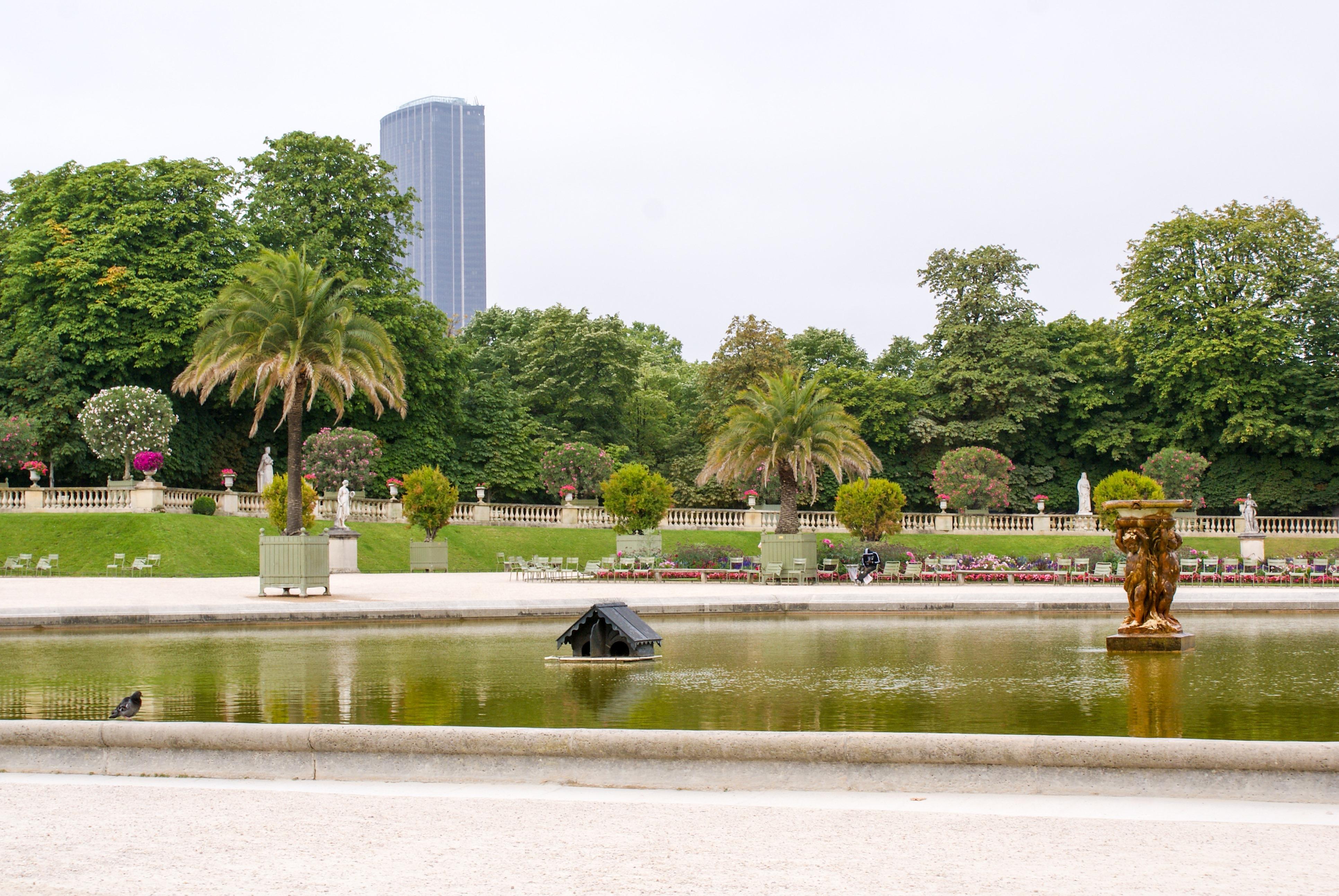 Jardin du luxembourg 1001 scribbles for Jardin 1001 saveurs